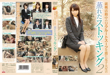 leglegs-就職活動中のリクルートスーツを着た女子大生...2美腿