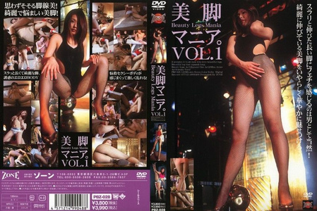 leglegs-美脚マニア Vol.1美腿